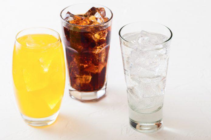 飲み物のカロリー