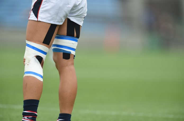 膝のサポーターにおける効果