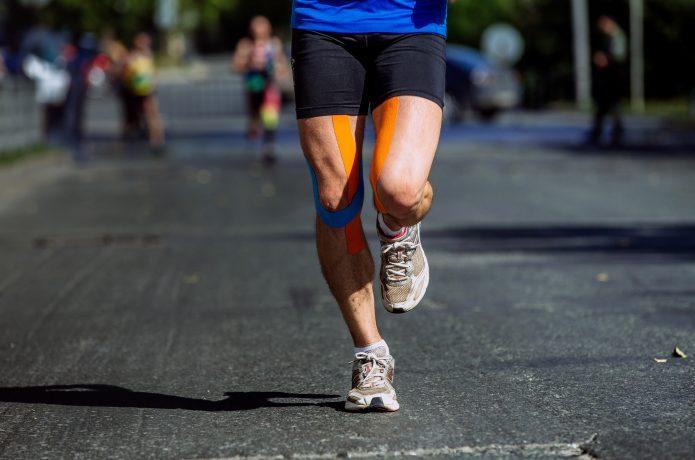 膝関節の横ブレ防止