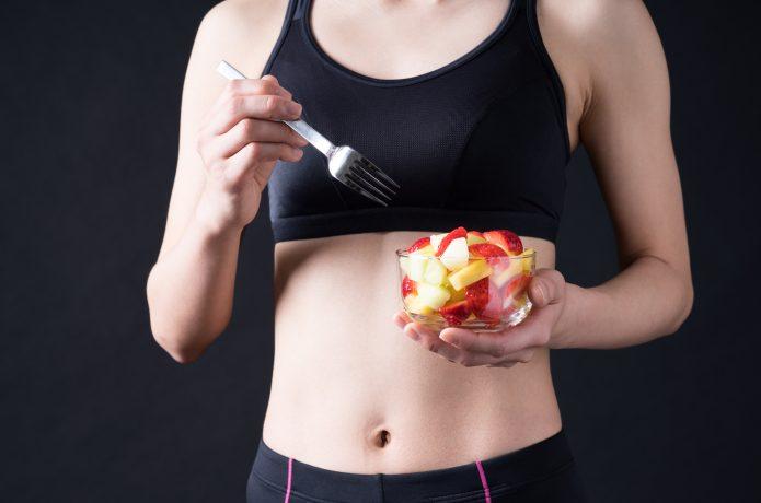 ランニング前の食事制限
