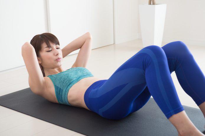 どうしてランニングに腹筋が必要?