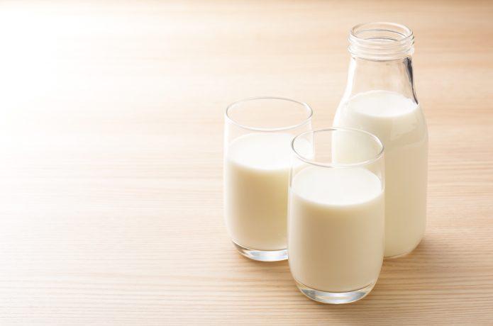 原材料のイメージ(牛乳)