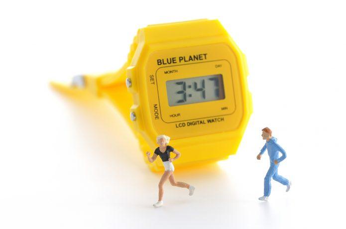 フルマラソンの平均タイム