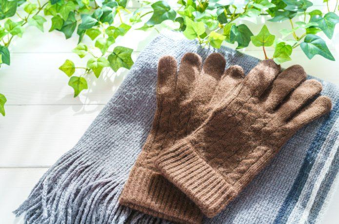 手袋 保温性