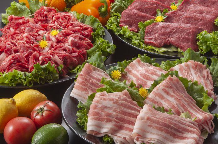 肉の種類のイメージ画像