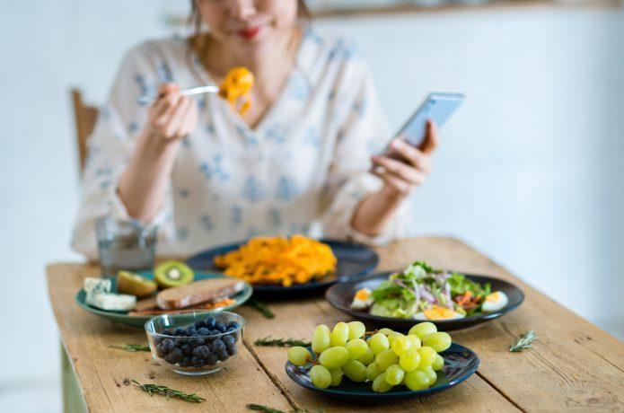 30代女性におすすめのダイエット方法【食事】