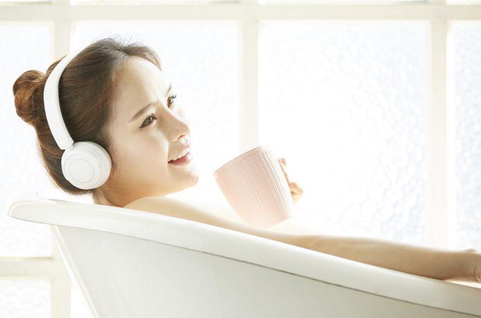 ランニング後お風呂で冷水とお湯を交互にかける
