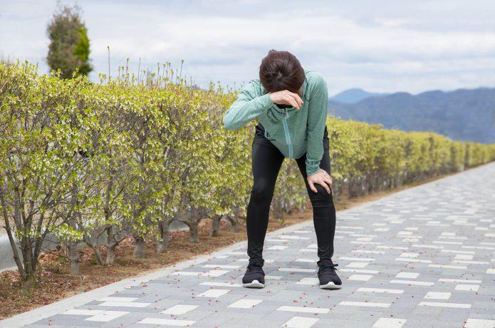 疲れにくく長時間走ることが出来る
