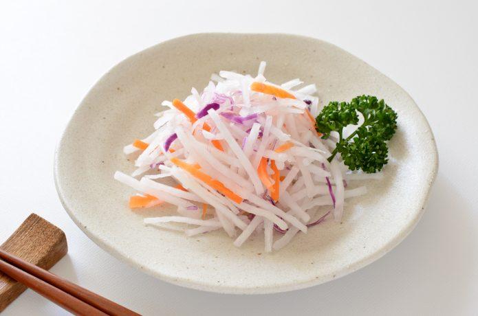 大根サラダのイメージ画像