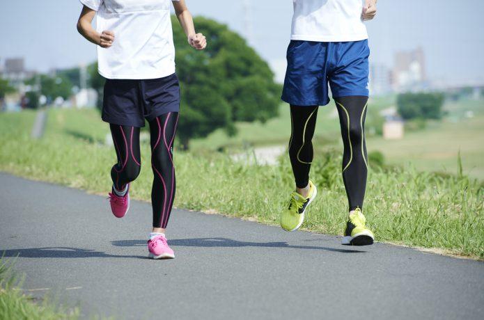 走りの画像