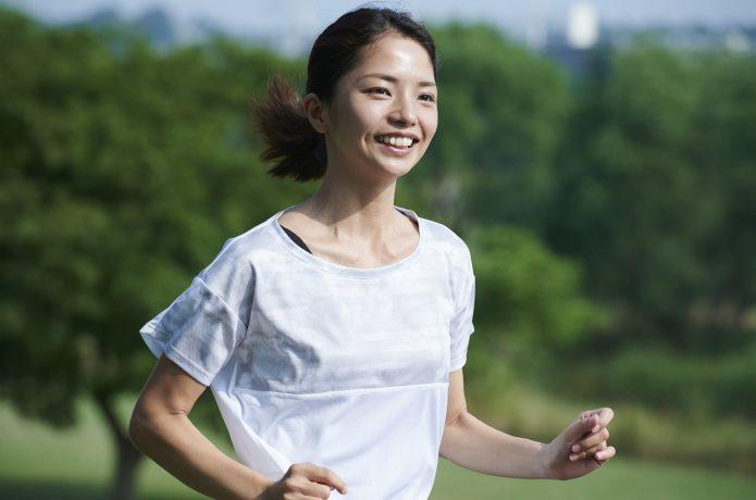 ダイエットに効果的な走り方