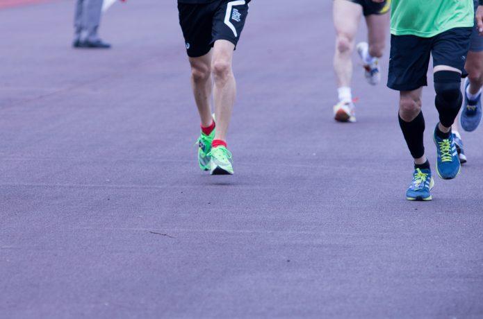 30kmを走る