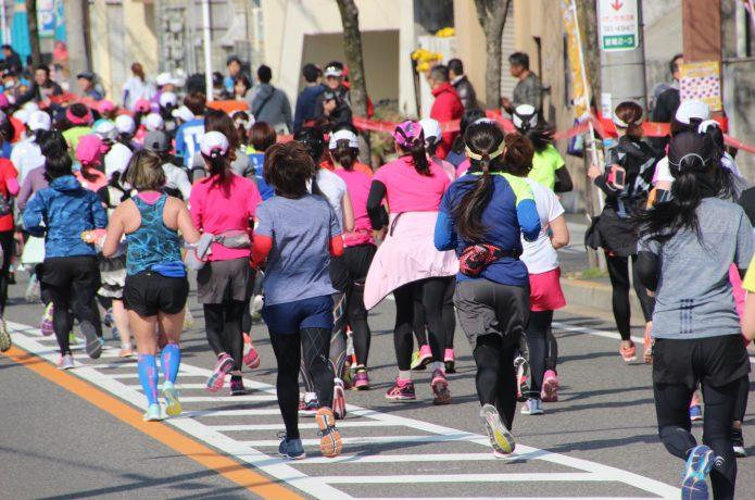 マラソン大会のイメージ画像