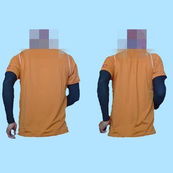 肩甲骨の寄せすぎ