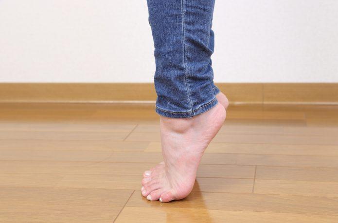 ふくらはぎの筋肉をつける運動