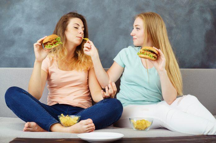 ダイエットで食べすぎてもあせらず!