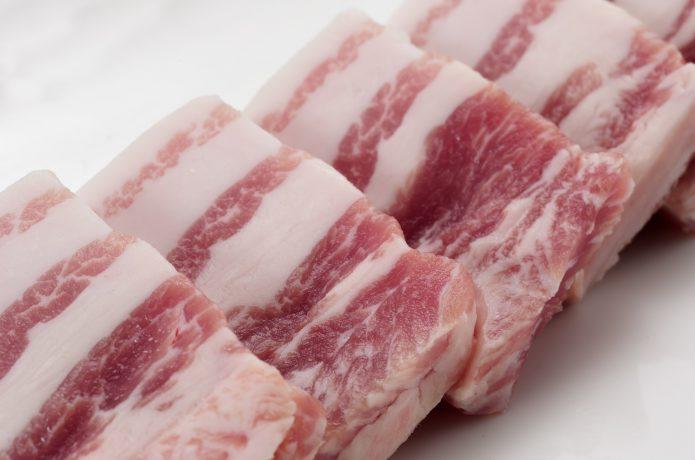 豚肉 脂身