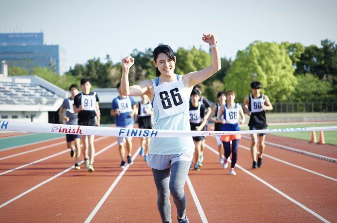 マラソン 完走