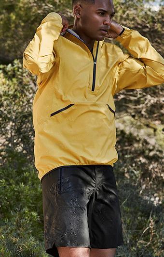 Waterproof Shorts Black