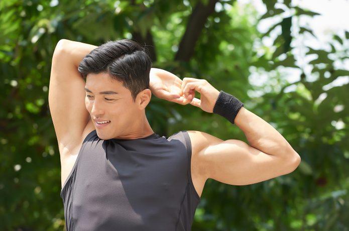 筋肉 男性