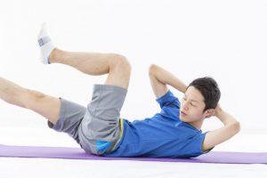 腹筋 トレーニング 男性