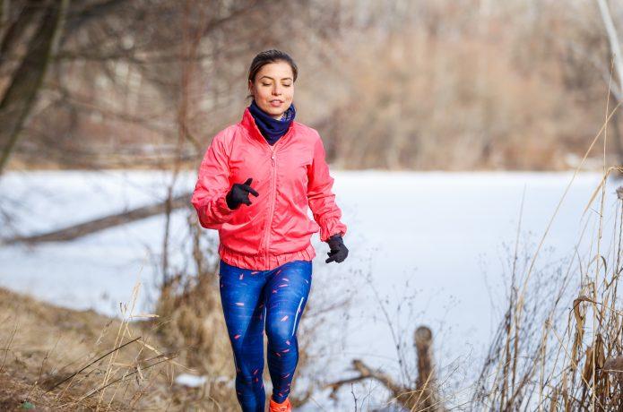 マラソン 冬