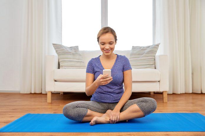 フィットネスアプリ 自宅トレーニング