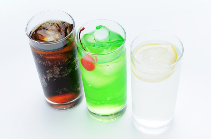 炭酸飲料水 清涼飲料水