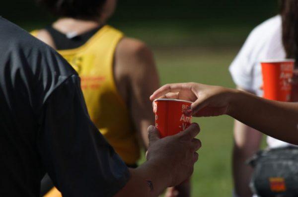 利尿作用のある飲み物は避ける