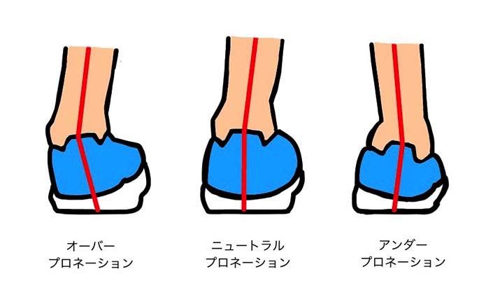 プロネーションの3種類