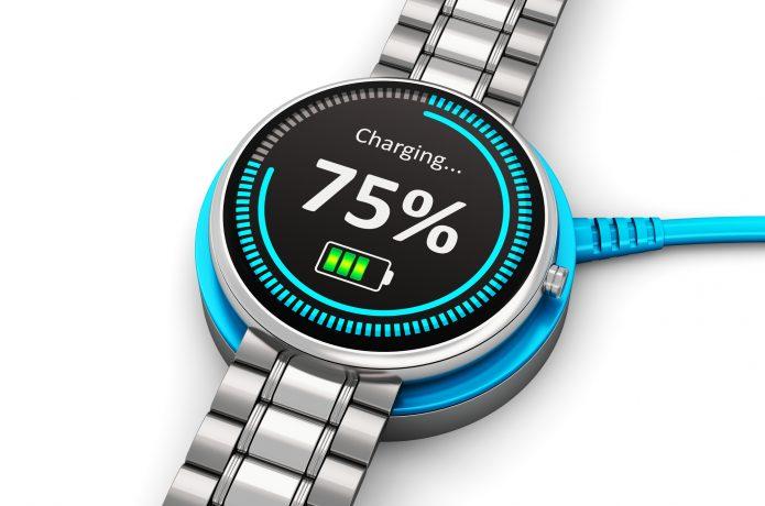 時計 充電のイメージ画像