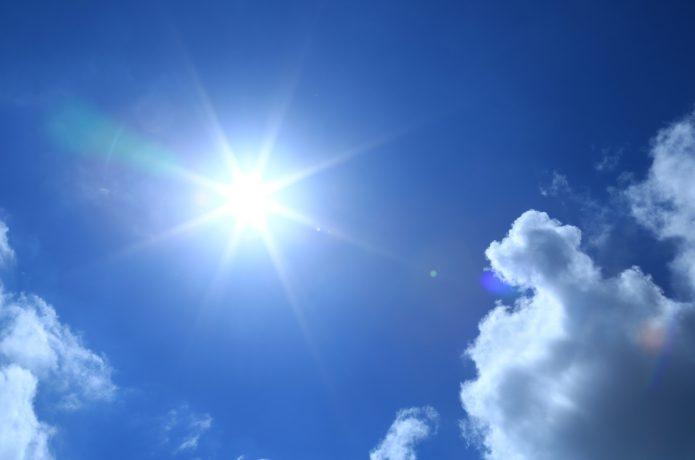 太陽 紫外線 直射日光