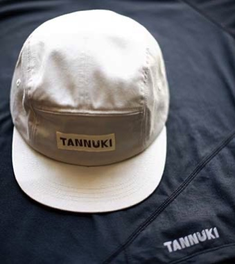 TANNUKI Sato Cotton Cap