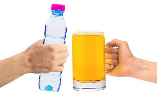 アルコールは基本NG
