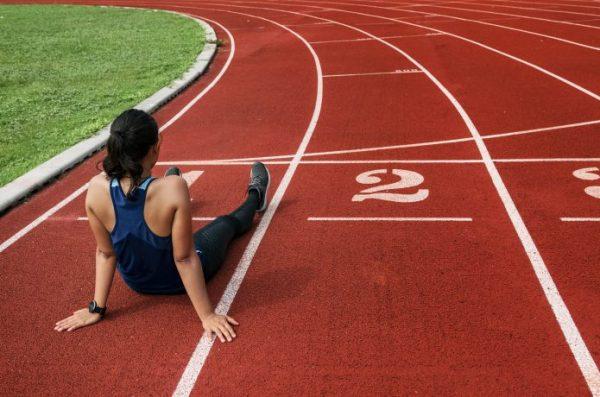 マラソンの後、免疫が低下する