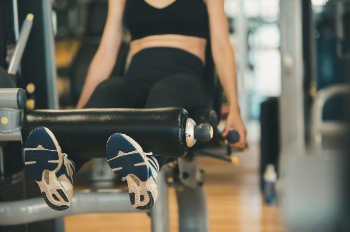 体の部位ごとのトレーニング