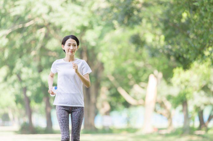 健康の為のランニング