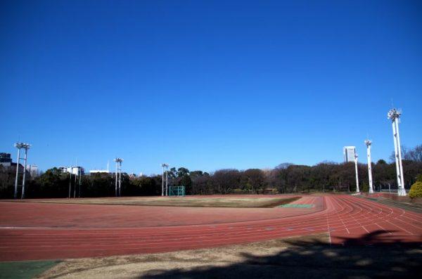 織田フィールド 陸上競技場