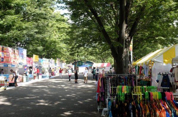 代々木公園 イベント