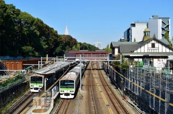 JR 表参道駅