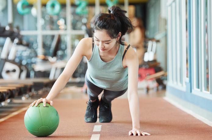 メディシンボール  トレーニング