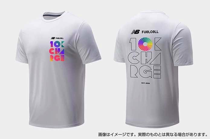 ニューバランスオリジナルTシャツ