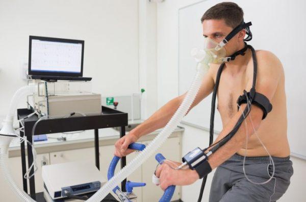 トレーニング 酸素の計測