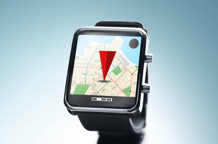 ランニングウォッチ GPS 地図