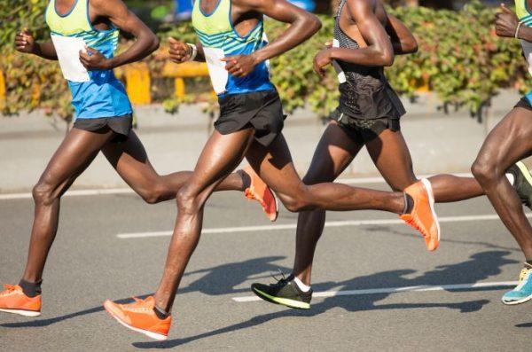 マラソン 世界記録