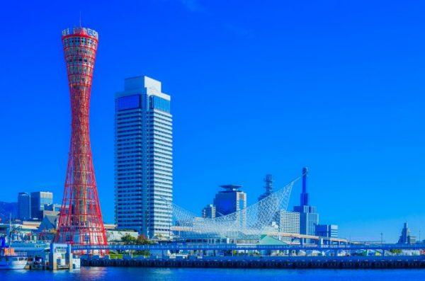 神戸マラソン 港