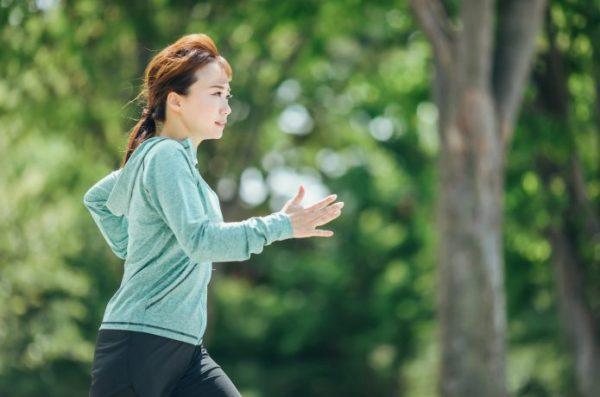 ハーフマラソン 女性ランナー
