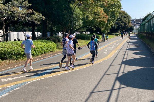 駒沢公園 ジョギングコース