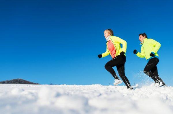 雪上 マラソン
