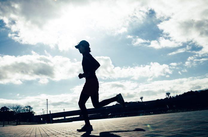 ランニング マラソン 男性